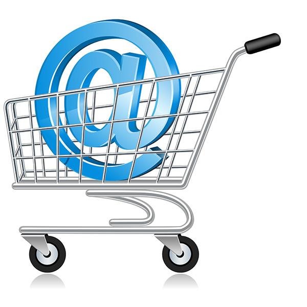 e-commerce shopping cart