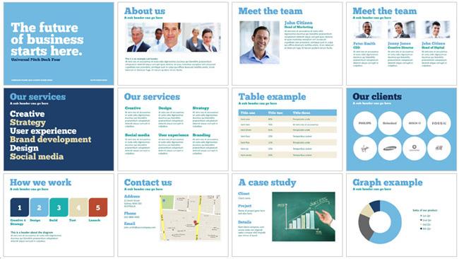 PowerPoint interactive presentation