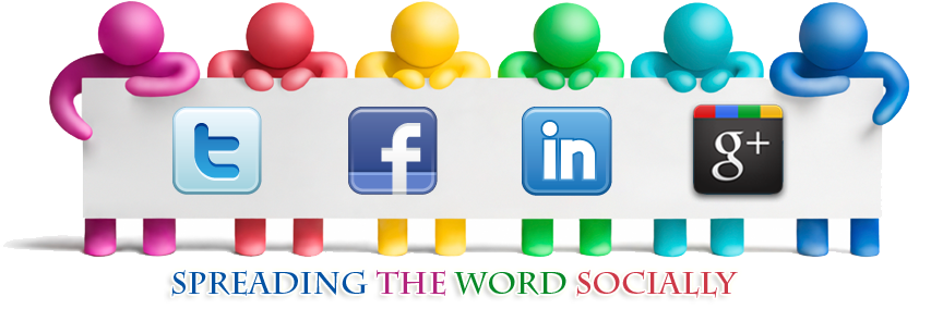 Spreading the word socially