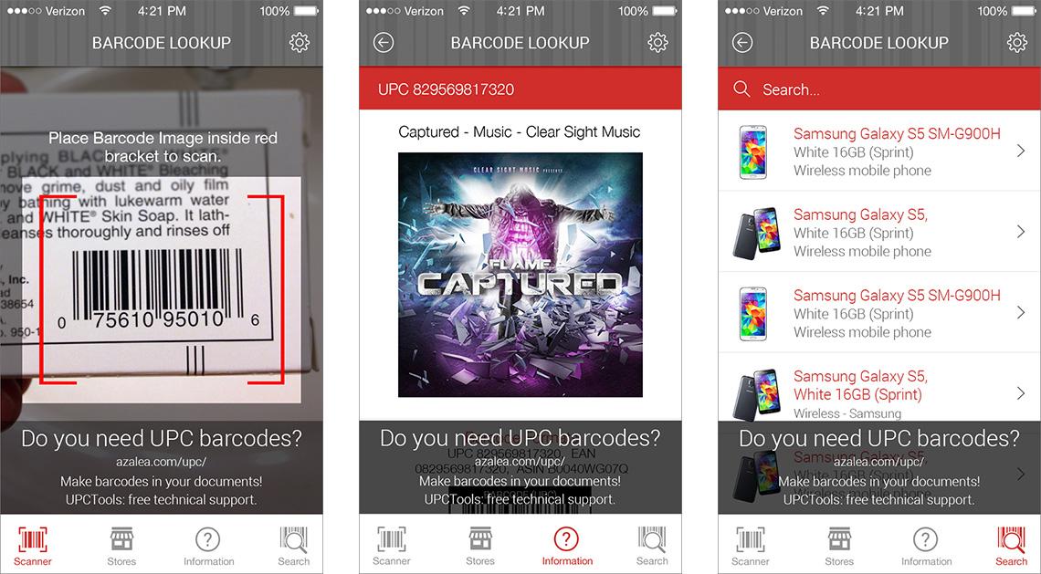 barcode-lookup-app-case-study